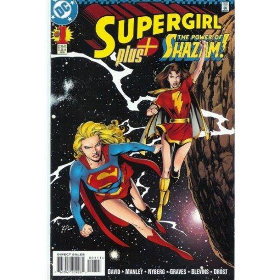 Supergirl Plus #1 (Comic Book) - DC Comics - P. David, M. Manley, B. Blevins, J. Nyberg