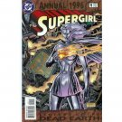 Supergirl, Vol. 4 Annual #1 (Comic Book) - DC Comics - Dixon, Giordano, Kesel, Perez, Woch