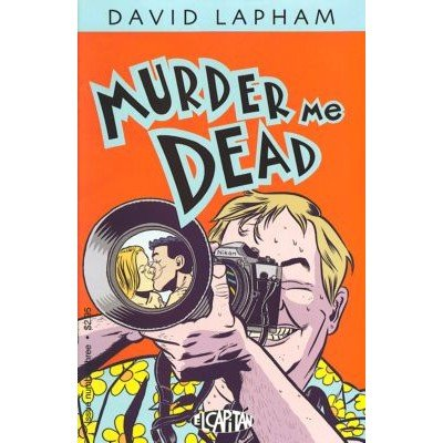 Murder Me Dead #3 (Comic Book) - El Capitan Books