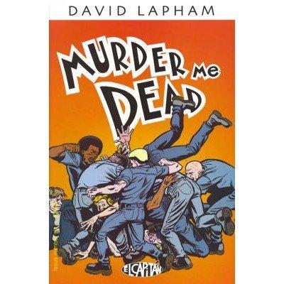 Murder Me Dead #6 (Comic Book) - El Capitan Books