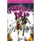 Murder Me Dead #8 (Comic Book) - El Capitan Books