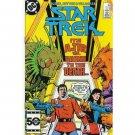 Star Trek (Vol. 1) #25 (Comic Book) - DC Comics - Diane Duane, Tom Sutton & Ricardo Villagran