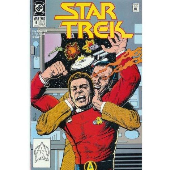 Star Trek (Vol. 2) #9 (Comic Book) - DC Comics - Peter David, James W. Fry III & Arne Starr