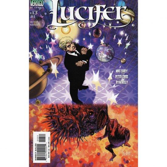 Lucifer #13 (Comic Book) - DC Vertigo - Mike Carey, Peter Gross