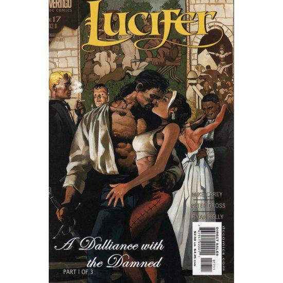 Lucifer #17 (Comic Book)