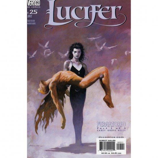 Lucifer #25 (Comic Book) - DC Vertigo - Mike Carey, Peter Gross