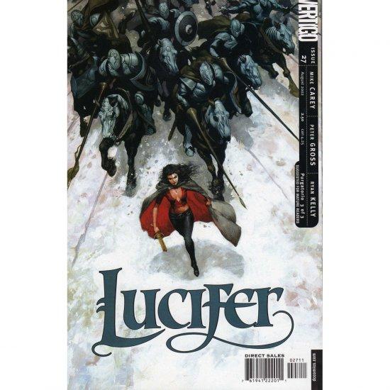 Lucifer #27 (Comic Book) - DC Vertigo - Mike Carey, Peter Gross