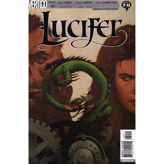 Lucifer #30 (Comic Book) - DC Vertigo - Mike Carey, Peter Gross