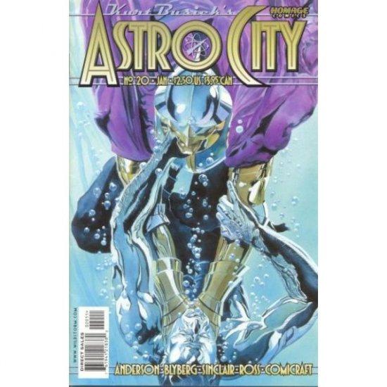 Kurt Busiek's Astro City, Vol. 2 #20 (Comic Book) - Wildstorm (Homage Comics)