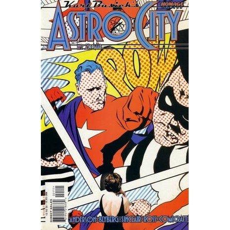 Kurt Busiek's Astro City, Vol. 2 #21 (Comic Book) - Wildstorm (Homage Comics)