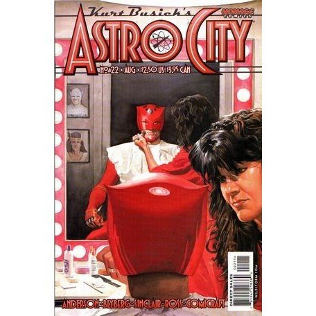Kurt Busiek's Astro City, Vol. 2 #22 (Comic Book) - Wildstorm (Homage Comics)