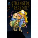 Strangers in Paradise, Vol. 2 #8 (Gold Logo Reprint) (Comic Book) - Abstract Studio