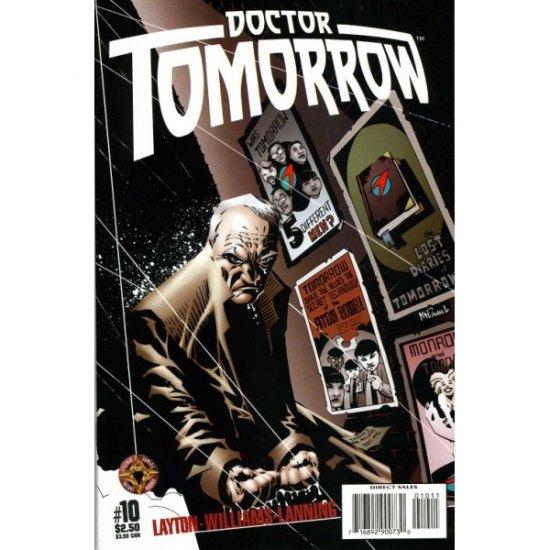 Doctor Tomorrow #10 (Comic Book) - Acclaim Comics