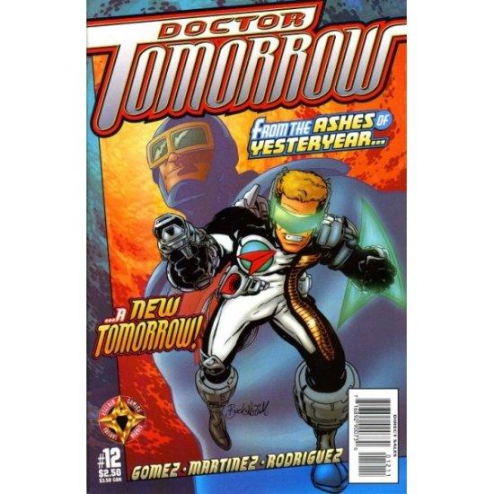 Doctor Tomorrow #12 (Comic Book) - Acclaim Comics