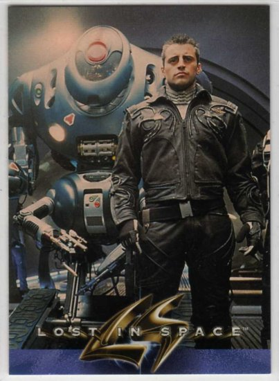 Lost In Space Promo Trading Card MP1 (Inkworks)