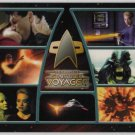 Complete Star Trek Voyager Promo Trading Card P1 (SkyBox)