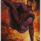 Marvel Masterpieces Series II Promo Trading Card featuring Daredevil (SkyBox)
