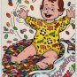 The Rookies Promo Card #8 featuring Jellybean of Archie Comics (Cards Illustrated)