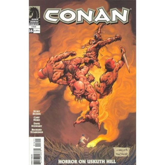 Conan #16 (Comic Book) - Dark Horse Comics - Kurt Busiek & Cary Nord