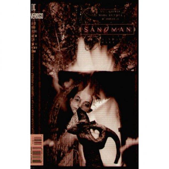 The Sandman, Vol. 2 #59 (Comic Book) - DC Vertigo - Gaiman, Hempel, Dringenberg & Kieth