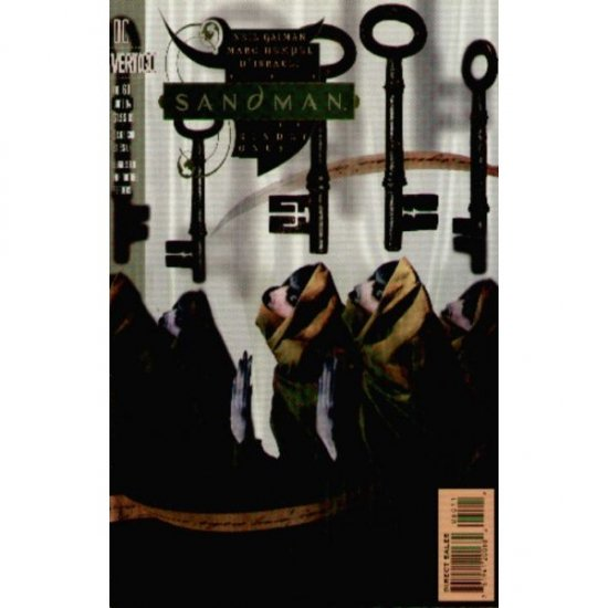 The Sandman, Vol. 2 #60 (Comic Book) - DC Vertigo - by Neil Gaiman & Marc Hempel