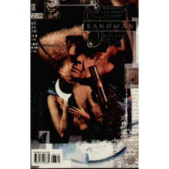 The Sandman, Vol. 2 #61 (Comic Book) - DC Vertigo - by Neil Gaiman & Marc Hempel