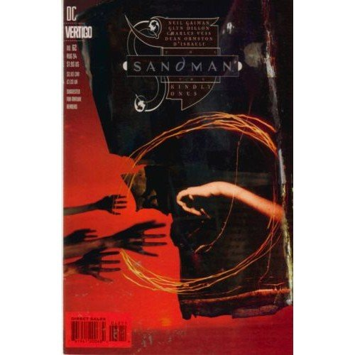 The Sandman, Vol. 2 #62 (Comic Book) - DC Vertigo - by Neil Gaiman & Marc Hempel