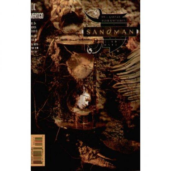 The Sandman, Vol. 2 #64 (Comic Book) - DC Vertigo - Gaiman, Dringenberg & Kristiansen