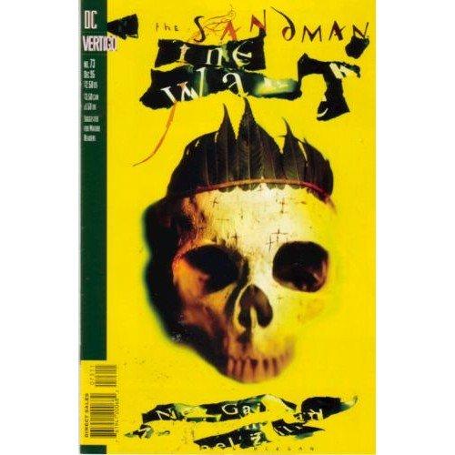 The Sandman, Vol. 2 #73 (Comic Book) - DC Vertigo - Neil Gaiman & Michael Zulli