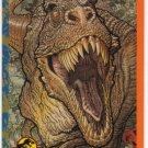 Jurassic Park Promo Card (Topps)