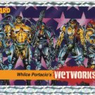 "Image Series 1 #8: Whilce Portacio's ""Wetworks"" Trading Card (Wizard)"