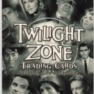 Twilight Zone Shadows and Substance Promo Card (Rittenhouse Archives)