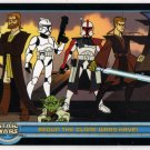 Star Wars: The Clone Wars Promo Card P1 (Topps) Trading Card
