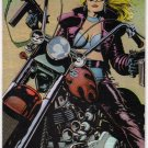 Comics Greatest World Chase Card M4 (Topps, Dark Horse) - featuring Barb Wire