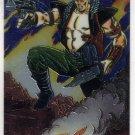 Valiant Unity Rookie Chromium Chase Card (Comic Images) - featuring Bloodshot