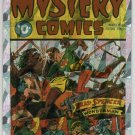 Golden Age of Comics MagnaChrome 6 of 6 (Comic Images) featuring Mystery Comics #1