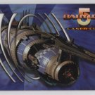 Babylon 5 Series II Laser Cut Chase Card L1 (SkyBox)