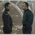 Babylon 5 Series One Prismatic Foil 3 of 8 Chase Card (Fleer Ultra) - Sheridan & Garibaldi