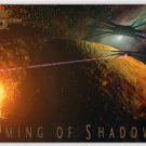 Babylon 5 Series Two Coming of Shadows Chase Card 4 of 9 (SkyBox)