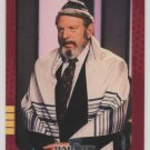 Babylon 5 Season 4 Chase Card S8 (SkyBox) - Season One Retrospective featuring Rabbi Koslov