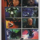 "Complete Babylon 5 Movies Chase Card M4 (Rittenhouse Archives) - Movie Triptych ""Thirdspace"""
