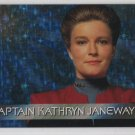 Star Trek Voyager Spectra Chase Card S1 (SkyBox) - Captain Janeway