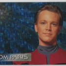Star Trek Voyager Spectra Chase Card S4 (SkyBox) - Tom Paris