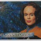 Star Trek Voyager Spectra Chase Card S5 (SkyBox) - B'Elanna Torres