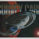 Star Trek Voyager Survey Card (SkyBox)
