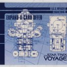 Star Trek Voyager Expand-A-Card X3 (SkyBox)