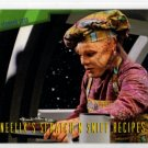 Star Trek Voyager Chase Card R1 (SkyBox) - Neelix's Scratch & Sniff Recipes