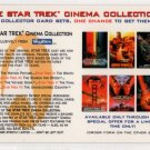 Star Trek Cinema Collection Promo Card (SkyBox)