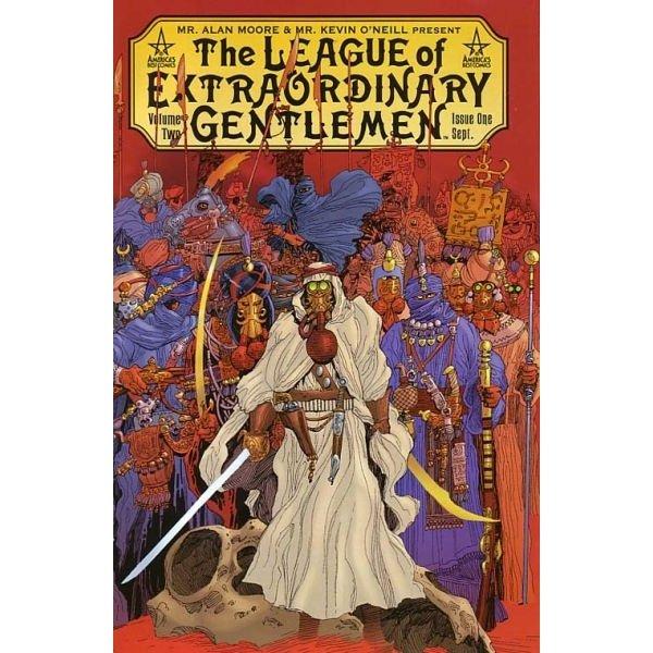League of Extraordinary Gentlemen Vol 2 #1 (Comic Book) - DC Comics - Alan Moore, Kevin O'Neill