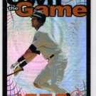2004 Baseball Own The Game OG6 (Topps) - Derek Jeter, Yankees - Trading Card